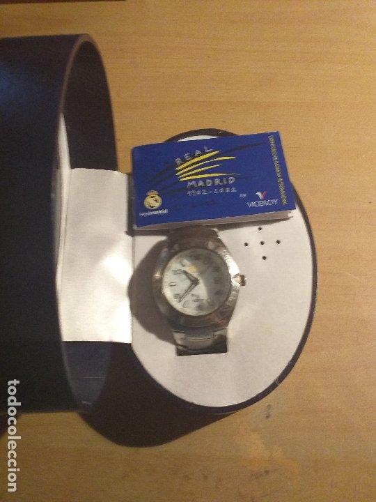 Relojes - Viceroy: RELOJ DEL CENTENARIO DEL REAL MADRID C.F. - Foto 2 - 179199338