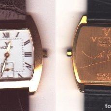 Relojes - Viceroy: RELOJ - VICEROY - CAJA DE ORO - MODELO J. IGLESIAS. Lote 181596728