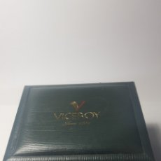 Relojes - Viceroy: CAJA RELOJ VICEROY. 11 X 10 X 7 CM CERRADA. Lote 182424547