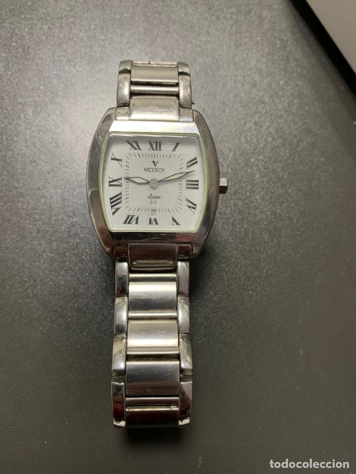 Relojes - Viceroy: Reloj VICEROY edición limitada Julio Iglesias acero armis Quartz funcionando 2012 - Foto 11 - 182642306