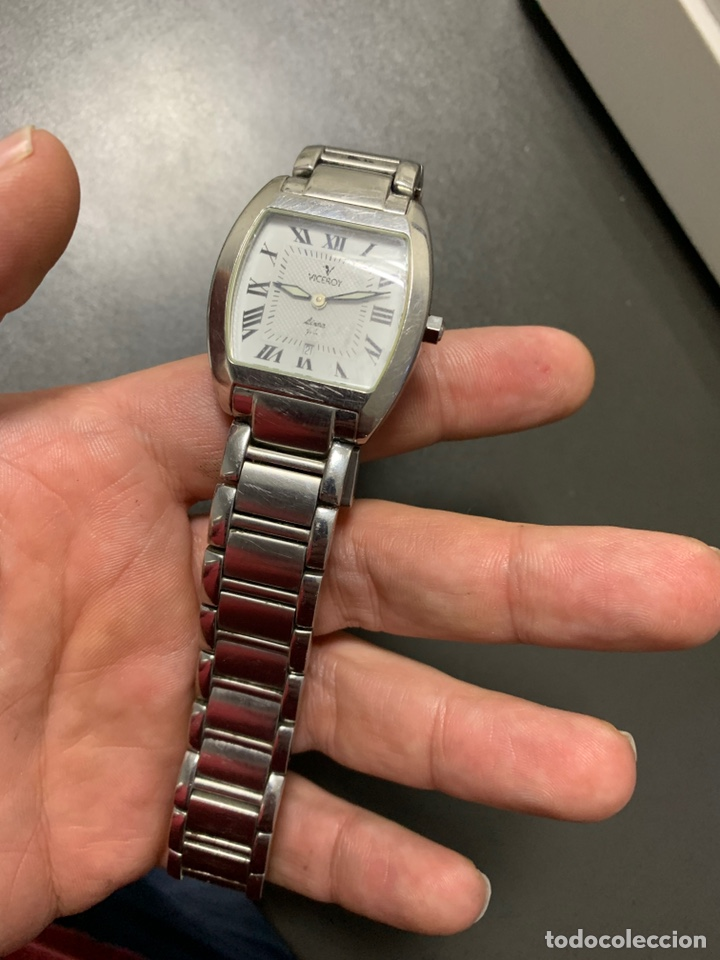 Relojes - Viceroy: Reloj VICEROY edición limitada Julio Iglesias acero armis Quartz funcionando 2012 - Foto 6 - 182642306