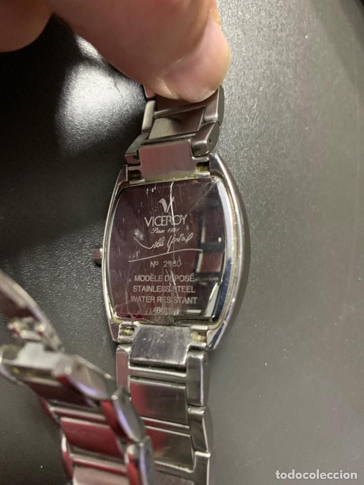 Relojes - Viceroy: Reloj VICEROY edición limitada Julio Iglesias acero armis Quartz funcionando 2012 - Foto 12 - 182642306