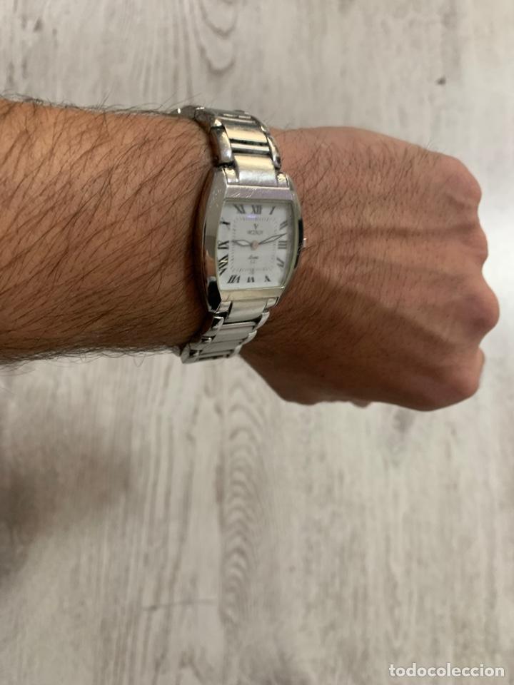 RELOJ VICEROY EDICIÓN LIMITADA JULIO IGLESIAS ACERO ARMIS QUARTZ FUNCIONANDO 2012 (Relojes - Relojes Actuales - Viceroy)