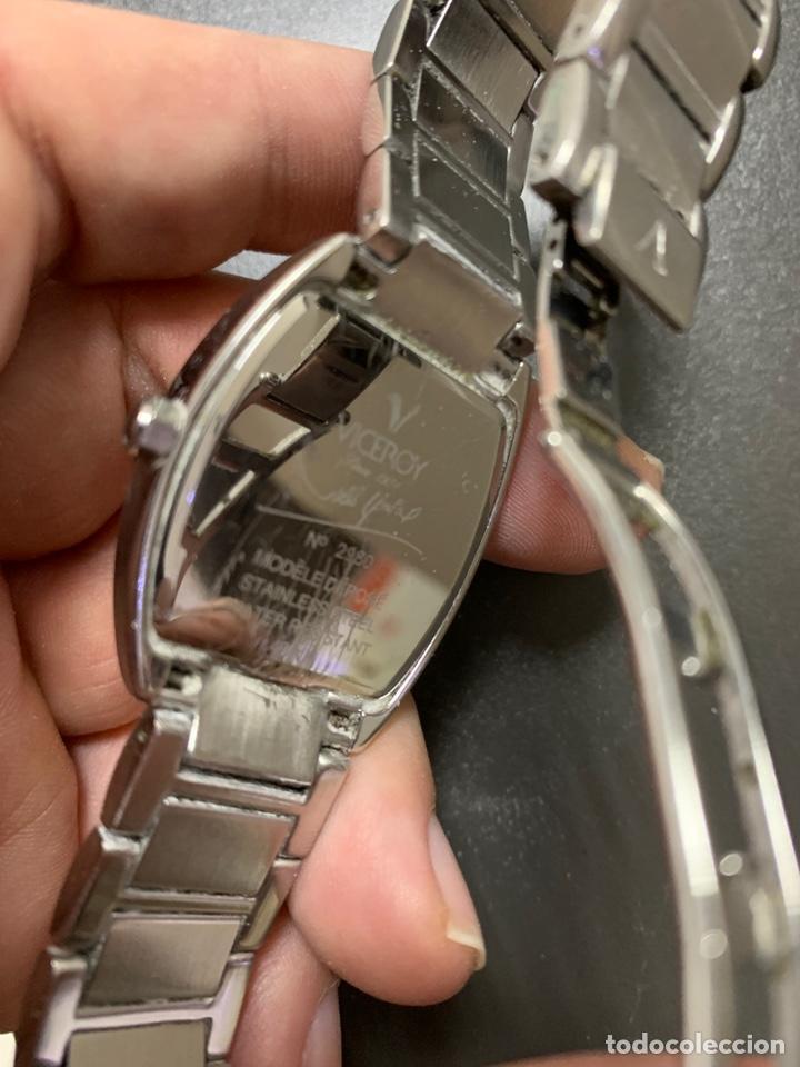 Relojes - Viceroy: Reloj VICEROY edición limitada Julio Iglesias acero armis Quartz funcionando 2012 - Foto 7 - 182642306