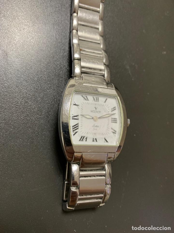 Relojes - Viceroy: Reloj VICEROY edición limitada Julio Iglesias acero armis Quartz funcionando 2012 - Foto 5 - 182642306