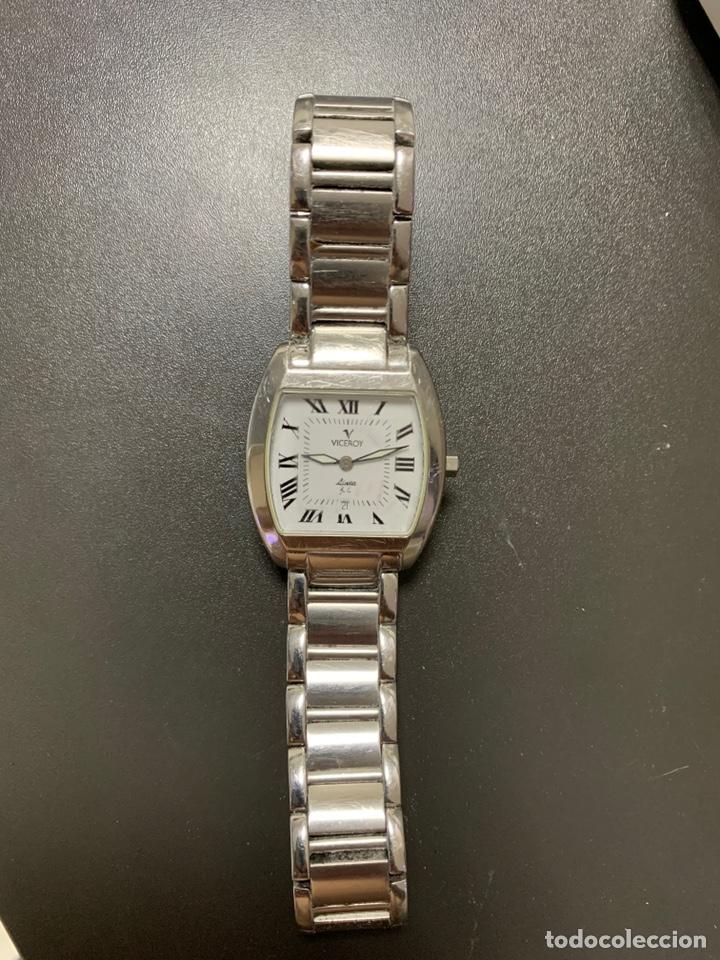 Relojes - Viceroy: Reloj VICEROY edición limitada Julio Iglesias acero armis Quartz funcionando 2012 - Foto 16 - 182642306