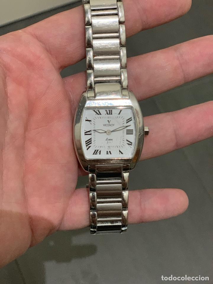 Relojes - Viceroy: Reloj VICEROY edición limitada Julio Iglesias acero armis Quartz funcionando 2012 - Foto 3 - 182642306