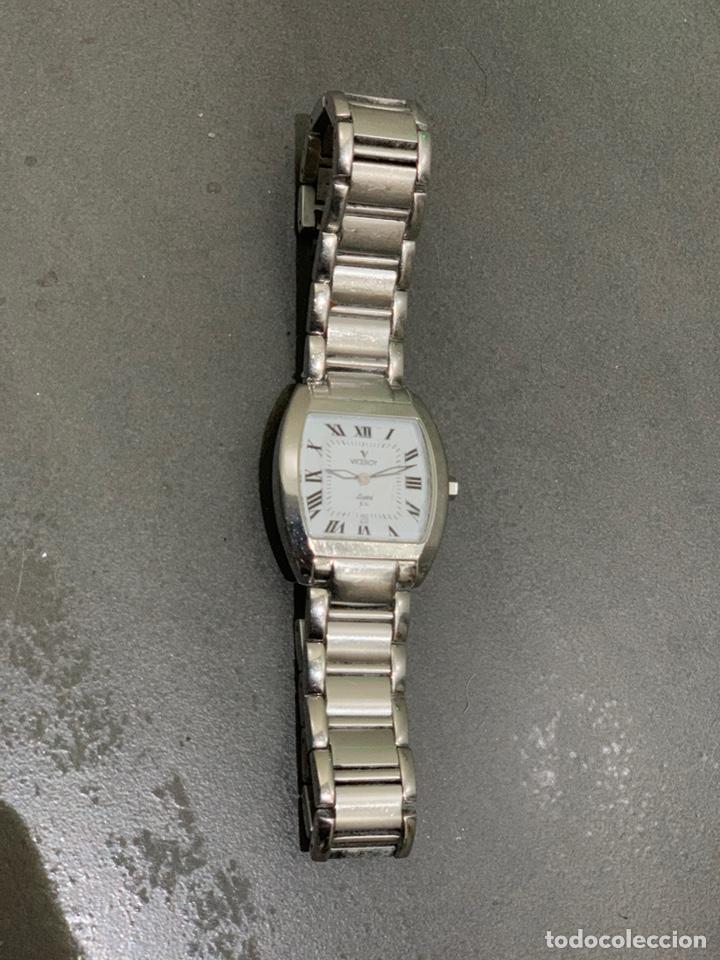 Relojes - Viceroy: Reloj VICEROY edición limitada Julio Iglesias acero armis Quartz funcionando 2012 - Foto 4 - 182642306