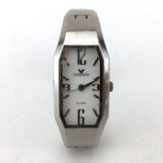 Relojes - Viceroy: RELOJ PULSERA CASA VICEROY SEÑORA MUJER ACERO INOXIDABLE CUARZO CAJA DE 18 MILÍMETROS * NO FUNCIONA*. Lote 182892092