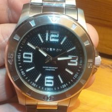 Relojes - Viceroy: RELOJ VICEROY WATER RESISTANT 100 METERS,EN BUEN ESTADO. Lote 182942737