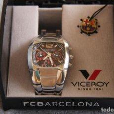 Relojes - Viceroy: RELOJ DE PULSERA HOMBRE VICEROY - 50 ANIVERSARIO FC BARCELONA - MODELO 43767. Lote 183567926