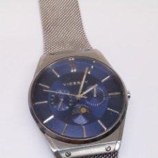 Relojes - Viceroy: RELOJ VICEROY QUARTZ FASE LUNAR. Lote 185742373