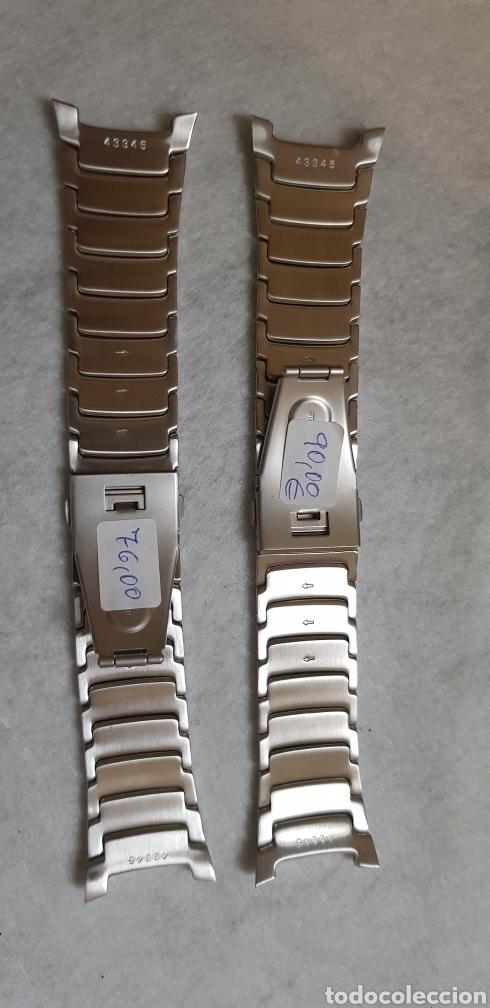 Relojes - Viceroy: VICEROY 2 ARMYS ACERO ORIGINALES ACTUALES NUEVAS VICEROY4 - Foto 3 - 186395631