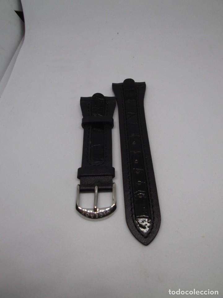 Relojes - Viceroy: Correa negra de piel de Viceroy - Foto 2 - 192318713