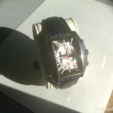 Relojes - Viceroy: PRECIOSO RELOJ VICEROY SUMERGIBLE CRONÓGRAFO CON CORREA DE PIEL NUEVA.. Lote 192891550