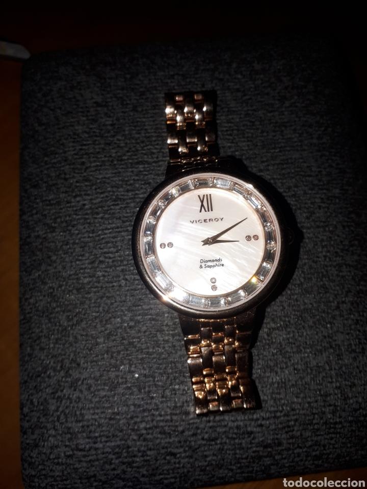 Relojes - Viceroy: Reloj viceroy diamond & sapphir - Foto 2 - 195438580