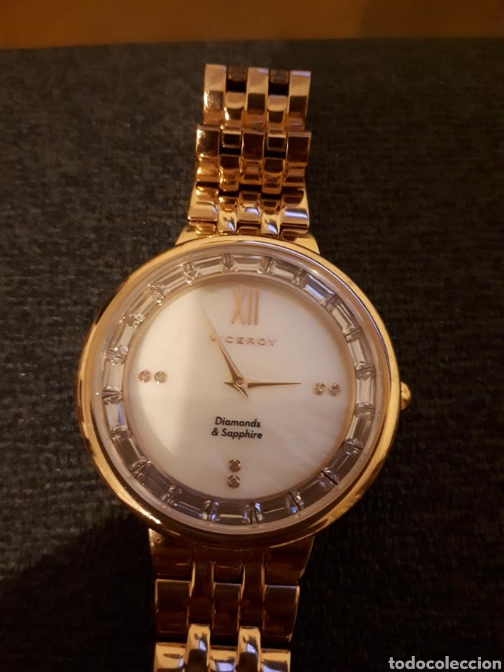 RELOJ VICEROY DIAMOND & SAPPHIR (Relojes - Relojes Actuales - Viceroy)