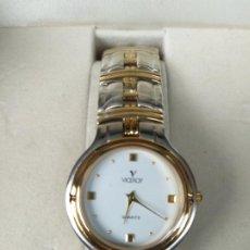 Relojes - Viceroy: RELOJ MUJER VICEROY 43951 NUEVO A ESTRENAR PLATEADO Y DORADO. Lote 196347342