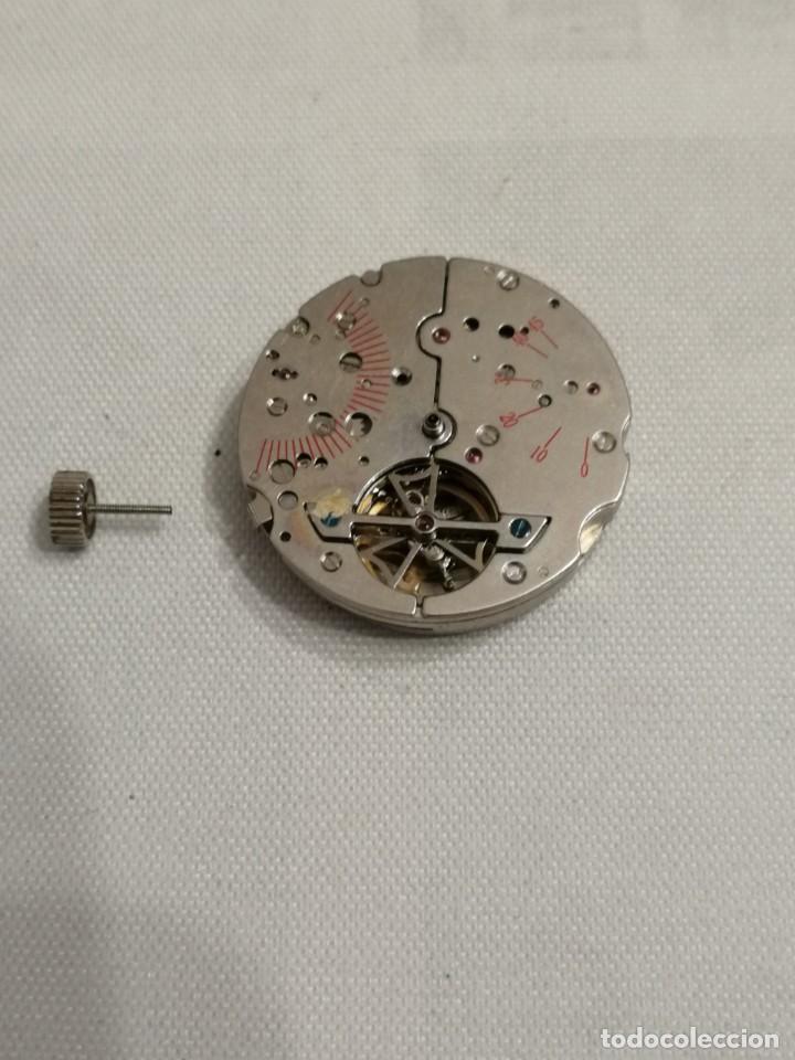 Relojes - Viceroy: MECANISMO DE RELOJ AUTOMÁTICO VICEROY. - Foto 5 - 196669017