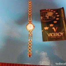 Montres - Viceroy: RELOJ VICEROY MUJER / NO TIENE PILA / BASTANTE BUEN ESTADO / VER FOTOS. Lote 203818266