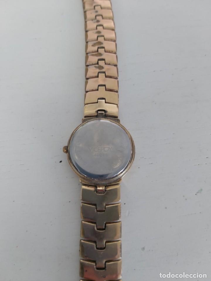 Relojes - Viceroy: VICEROY. RELOJ DE MUJER DORADO. MODELO 40036. - Foto 3 - 205773565