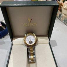Relojes - Viceroy: RELOJ VICEROY CRONÓGRAFO PILA EN SU CAJA - VER LAS IMÁGENES. Lote 205861207