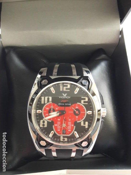 Relojes - Viceroy: Reloj Viceroy Fernando Alonso. Nuevo . - Foto 2 - 207655817