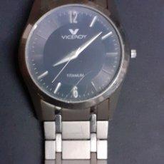 Relojes - Viceroy: RELOJ VICEROY TITANIUM, FUNCIONA PERFECTAMENTE, SE HA COLOCADO PILA. Lote 207664195