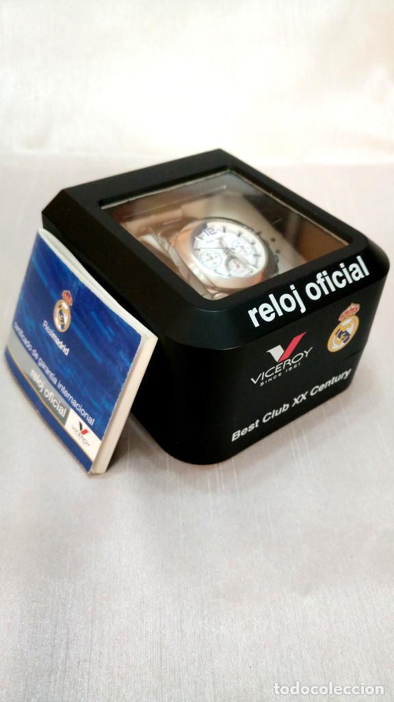"""RELOJ VICEROY REAL MADRID EDICIÓN """"BEST CLUB XX CENTURY"""" (Relojes - Relojes Actuales - Viceroy)"""