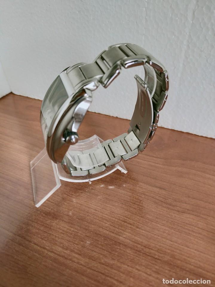 Relojes - Viceroy: Reloj caballero cuarzo VICEROY de acero con calendario a las seis horas, correa acero con anagrama - Foto 10 - 213350150