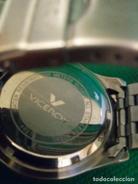 Relojes - Viceroy: Reloj Viceroy De Hombre Acero Inoxidable Ref. 46215 - - Foto 5 - 220249695