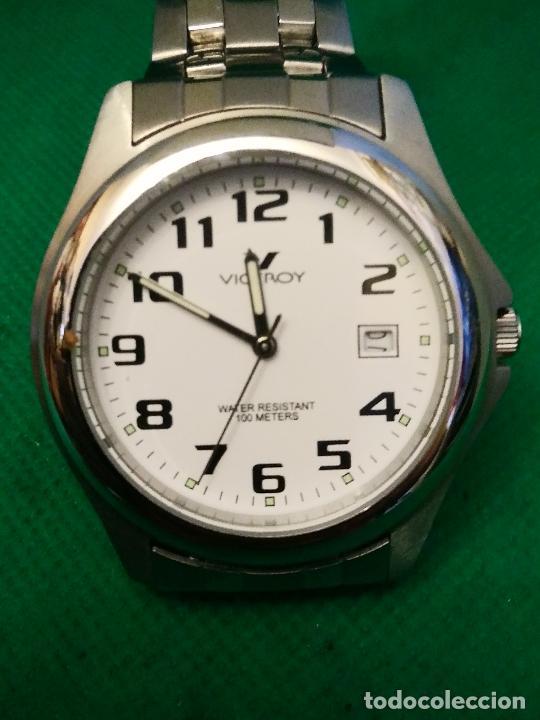 RELOJ VICEROY DE HOMBRE ACERO INOXIDABLE REF. 46215 - (Relojes - Relojes Actuales - Viceroy)
