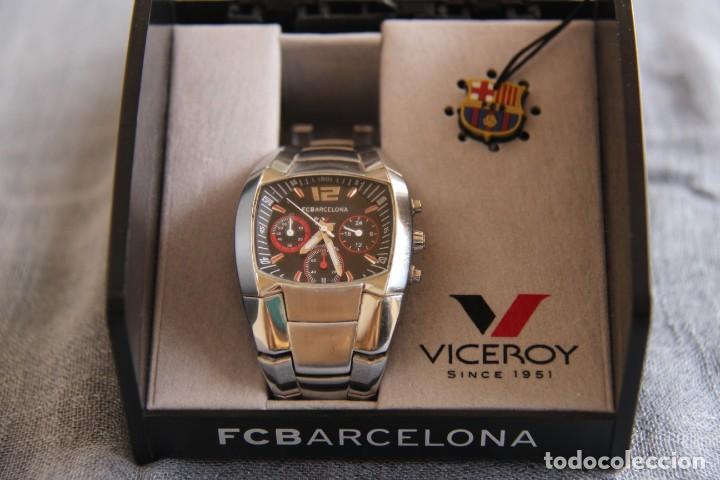 RELOJ DE PULSERA HOMBRE VICEROY - 50 ANIVERSARIO FC BARCELONA - MODELO 43767 (Relojes - Relojes Actuales - Viceroy)