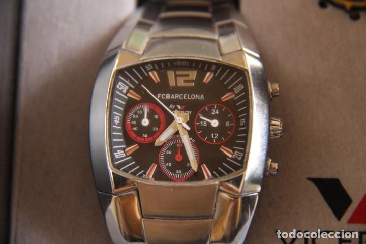 Relojes - Viceroy: Reloj de pulsera hombre Viceroy - 50 aniversario FC BARCELONA - Modelo 43767 - Foto 2 - 226144270