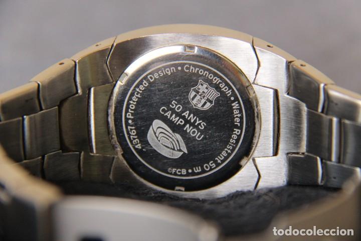 Relojes - Viceroy: Reloj de pulsera hombre Viceroy - 50 aniversario FC BARCELONA - Modelo 43767 - Foto 3 - 226144270