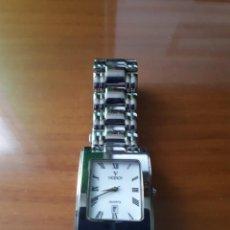 Relojes - Viceroy: RELOJ DE PULSERA QUARTZ CABALLERO MARCA VICEROY MODELO 46093 - VINTAGE.. Lote 229389925