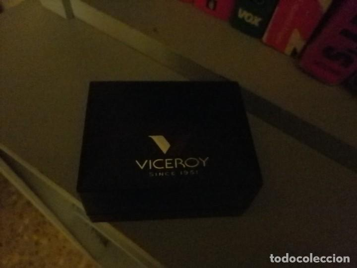 Relojes - Viceroy: ESTUCHE PLÁSTICO DURO NEGRO PARA RELOJ VICEROY - Foto 3 - 235534775