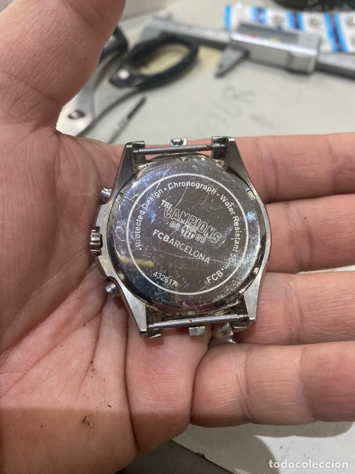 Relojes - Viceroy: Reloj coleccionable Viceroy FCBarcelona Tri Champions 08-09 - Foto 3 - 241841950