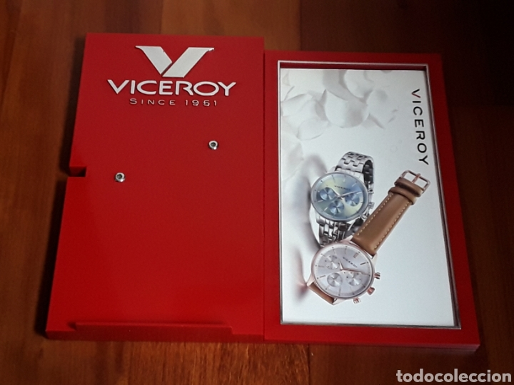 Relojes - Viceroy: EXPOSITOR RELOJ VICEROY - Foto 2 - 246123070