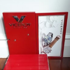 Relojes - Viceroy: EXPOSITOR RELOJ VICEROY. Lote 246123070