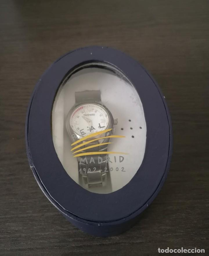 Relojes - Viceroy: RELOJ VICEROY REAL MADRID 29 LIGAS - CORREA ACERO Y CAJA ORIGINAL - Foto 2 - 246236470