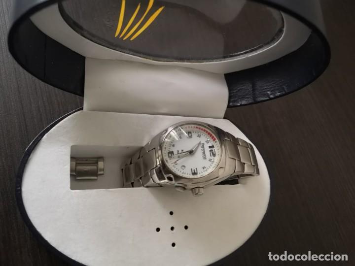 Relojes - Viceroy: RELOJ VICEROY REAL MADRID 29 LIGAS - CORREA ACERO Y CAJA ORIGINAL - Foto 4 - 246236470