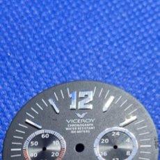 Relojes - Viceroy: UNA ESFERA RELOJ MARCA VICEROY CUARZO CRONOGRAFO Y CALENDARIO A LAS SEIS, DE STOCK TALLER RELOJERIA.. Lote 249060590