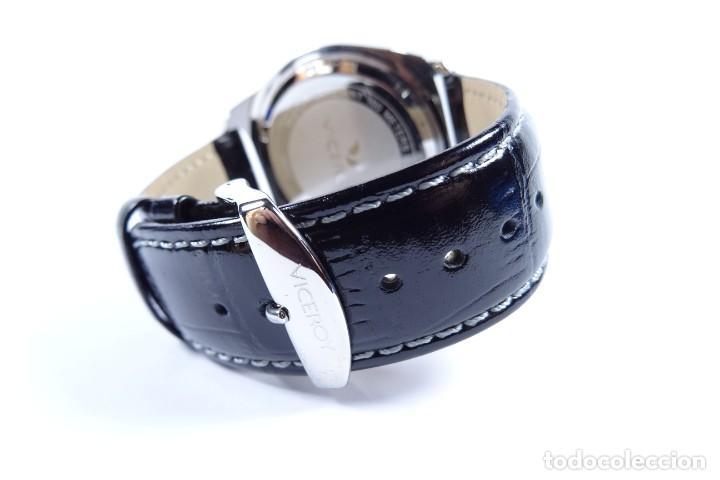 Relojes - Viceroy: Reloj viceroy clásico con en acero y cuero negro, multifunción - Foto 5 - 249097680