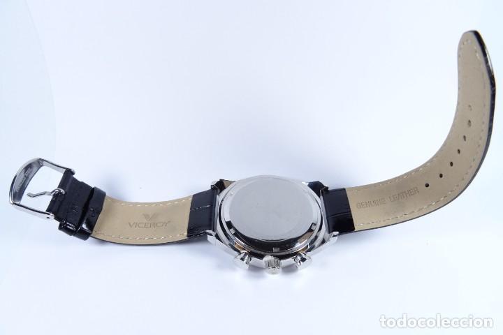 Relojes - Viceroy: Reloj viceroy clásico con en acero y cuero negro, multifunción - Foto 8 - 249097680