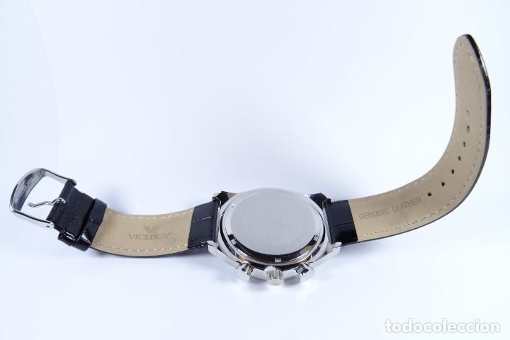 Relojes - Viceroy: Reloj viceroy clásico con en acero y cuero negro, multifunción - Foto 14 - 249097680