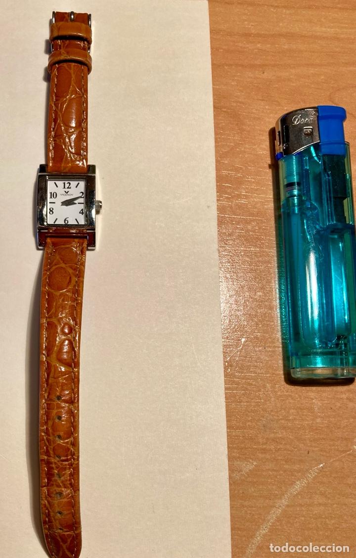 Relojes - Viceroy: Reloj VICEROY, de señora, correa de piel original, sin uso , nuevo - Foto 2 - 249177255