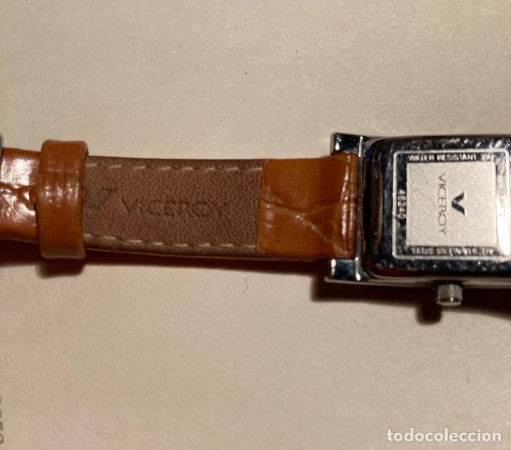 Relojes - Viceroy: Reloj VICEROY, de señora, correa de piel original, sin uso , nuevo - Foto 5 - 249177255