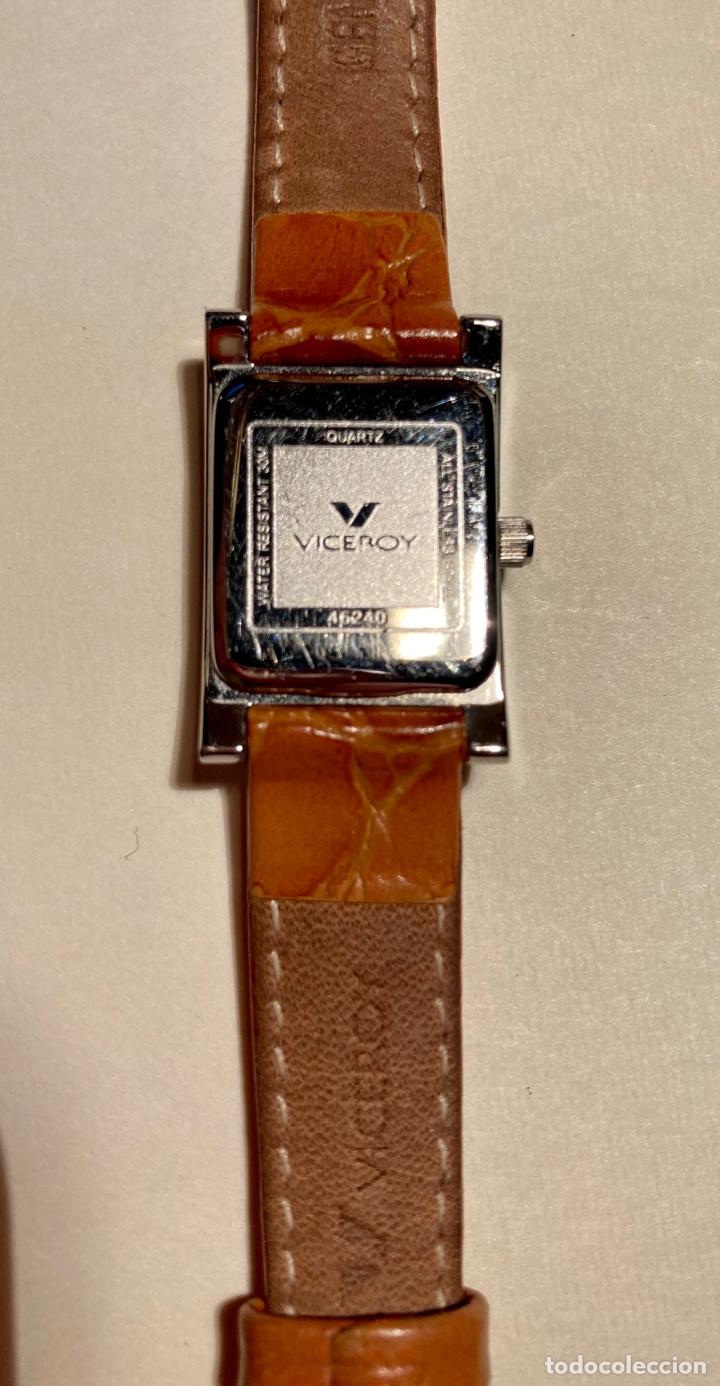 Relojes - Viceroy: Reloj VICEROY, de señora, correa de piel original, sin uso , nuevo - Foto 4 - 249177255