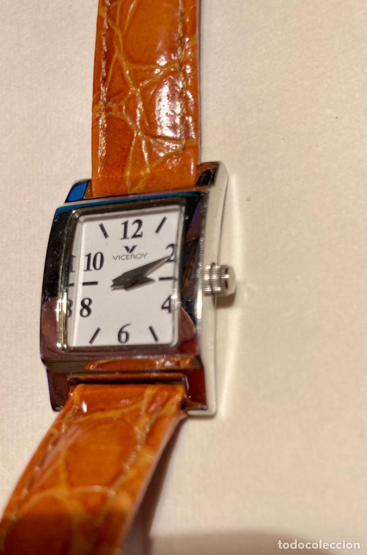 Relojes - Viceroy: Reloj VICEROY, de señora, correa de piel original, sin uso , nuevo - Foto 6 - 249177255